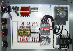 Panels pce automation pte ltd for Motor starter control panel